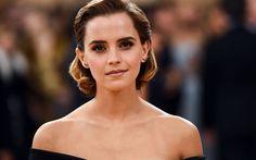 Scarica sfondi Emma Watson, di bellezza, di Hollywood, l'attrice americana, ritratto