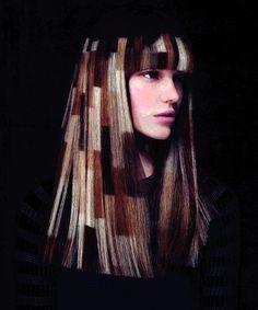 Angelo Seminara Long Blonde Hairstyles