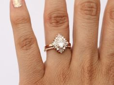 Oval Gatsby Petite - Heidi Gibson LOVE this ring!