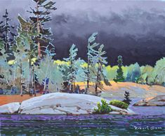 Dealers in historical and contemporary Canadian Art Landscape Illustration, Watercolor Landscape, Abstract Landscape, Landscape Paintings, Illustration Art, Landscapes, Illustrations, Canadian Painters, Canadian Artists