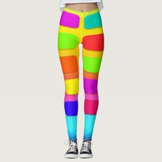 Live Out Loud Leggings - cyo diy customize unique design gift idea perfect