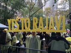 September 25, 2014: Iranians protest the presence of Rouhani in the UN.No to Rouhani, Yes to Rajavi, Yes to freedom and democracy.