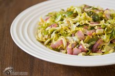 Lemon Brussel Sprouts | Civilized Caveman Cooking Creations