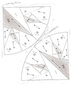 Mariner's Compass: Making the Stars with Freezer Paper Piecing