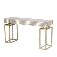 Cowrie Concrete Console Table Treniq Console Tables. View thousands of luxury interior products on www.treniq.com