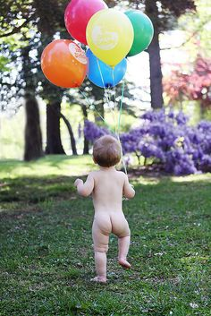 1st birthday picture idea