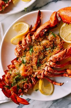 If you are a big fan of seafood, you should not ignore our lobster dishes. Here is a collection of 27 best delicious lobster recipes that you can make at home. Just looking at lobsters is enough to make you want to eat immediately. Lobster Dishes, Lobster Recipes, Seafood Dishes, Fish Recipes, Seafood Recipes, Dinner Recipes, Cooking Recipes, Healthy Recipes, Holiday Recipes