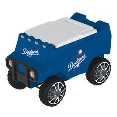 <strong>C3 Custom Cooler Creations</strong> 30 Qt. MLB Rover Cooler