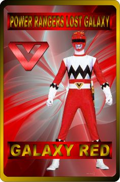 Galaxy Red by rangeranime on @DeviantArt
