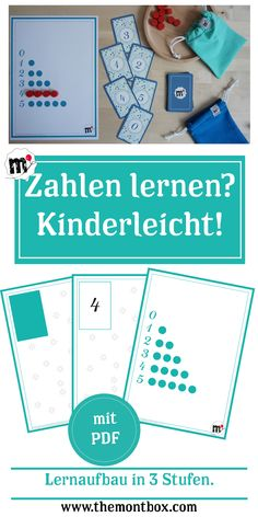 811 best Zahlen images on Pinterest | Baby learning, Classroom and ...