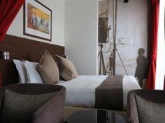 Hotel Milano Scala Bedroom