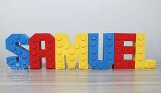 Letras 3D Lego                                                       …