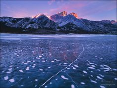 Yiming Hu's Landscape Photography Gallery - Canadian Rockies, Albert, Canada