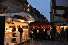 BERN Münsterplatz - 29.11.2014 to 24.12.2014. Times: 11.00 - 18.30 / Thu 21.00 / Sat - Sun 10.00 - 18.00