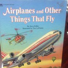 AIRPLANES AND OTHER THINGS THAT FLY, GIANT WORK MACHINES, HARDBACK