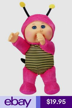Cabbage Patch Kids Cabbage Patch Dolls & Bears #ebay Cabbage Patch Kids, Bears, Dolls, Adhd, Kid Stuff, Party, Christmas Ideas, Collection, Products