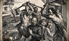 Saint Isaac Jogues and the Martyrs of North America
