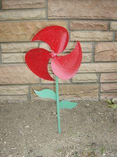 another fan flower