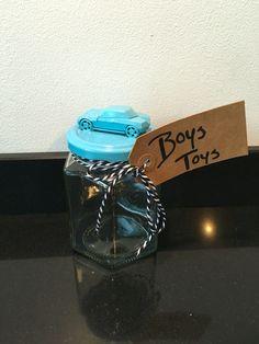 Voor een stoere jongenskamer gemaakt... Boys will be boys....
