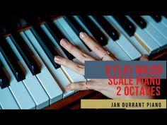 D Flat Major Scale Arpeggio Piano Homeschooling Free Pdf - YouTube D Flat Major, E Major, Major Scale, Piano Scales, Print Music, Piano Tutorial, Free Sheet Music, Music Theory, Musical