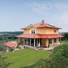 fertighaus.net - Toskana - Wohnen wie im Süden