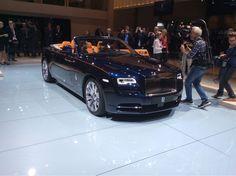 Internationale Automobil Ausstellung | Luxus pur, trotz riesiger Dimension sehr schön verpackt von Rolls ...