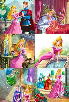 Sleeping Beauty. My favourite chilhood princess :')