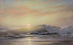 """Dawn on the Mediterranean"" (2012) By George Dmitriev (Георгий Дмитриев)"
