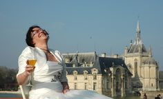 #photomariée #chantilly #mariée #forêtdechantilly #chateaudechantilly #champagne #romantique #mariage #amour #delaolivapolyne
