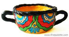 Pinch Pots Craft | Kids' Crafts | FirstPalette.com
