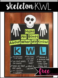 Teaching the skeletal system has never been more fun! Your kids will love learning all about bones using these fun and engaging activities and books, perfect for students in kindergarten, first grade, and second grade. The human body can be so interesting