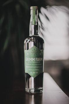 Grimm Farm Gin By Studiompls