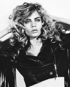 Cara Delevingne - Inspiration for Photography Midwest| photographymidwest.com | #photographymidwest