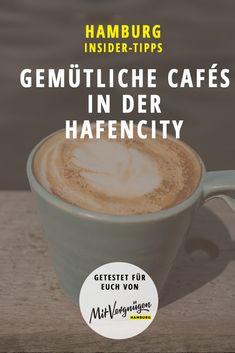 Kräftigen Kaffee, mächtige Muffins und großartige Galettes in den charmanten Cafés der Hafencity.