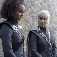 Dany & Missandei