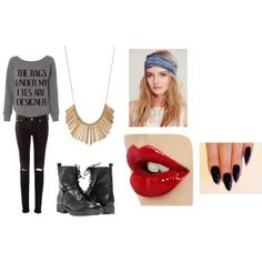 """New York Trip"" by jordanniesel on Polyvore"