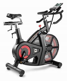 Bh Fitness Unisex's i.Air Mag Spinning Bikes, Black/Red, Large - Double Resistance System i. Running Workouts, Workout Gear, At Home Workouts, Fitness Wear Women, Mens Fitness, Triathlon, Air Mag, Gym Accessories, Home