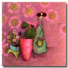 rose plantation    Gaelle Boissonnard ~**