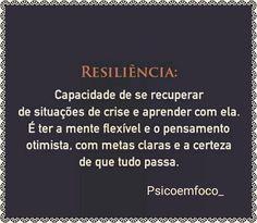 Bom dia!!  Que tenhamos a capacidade da Resiliência ao encontrarmos obstáculos na vida.  #resiliencia #recife #psi #psicologiaporamor #psicologia #psicoterapia #psiquiatria #saudemental #saude #pensamento #emocao #capacidade #obstaculos #superar #superação #mente #otimista by psicoemfoco_