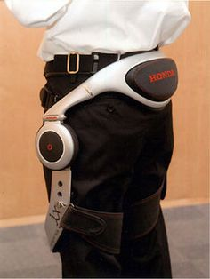 ホンダが開発する装着型「歩行アシスト」装置