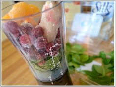 Making Smoothie Packs Plus a Favorite Smoothie