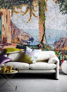 Mosaic Wall Art
