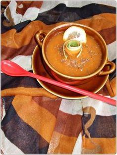 Supa crema de legume | Dieta Dukan Thai Red Curry, Supe, Ethnic Recipes, Food, Essen, Meals, Yemek, Eten
