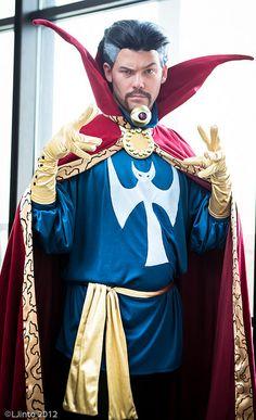 DragonCon Doctor Strange by LJinto, via Flickr