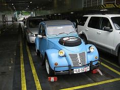 1961 Citroen 2CV Sahara. Four wheel drive. Two engines for sale - CollectorCarsforSale.com