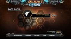 Ratchet & Clank on Behance