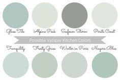 valspar teal grey paint colors - Google Search