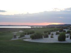 Sunset at Colleton River Club