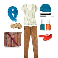 bumming, created by #abby-tobias on #polyvore. #fashion #style CALYPSO ST. BARTH #Melissa