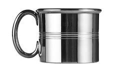 Handcrafted Pewter Shaving Mug
